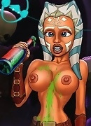 Kinkiest hoes from Star Wars show what they&#039;re up to