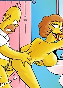 The Simpsons perversion